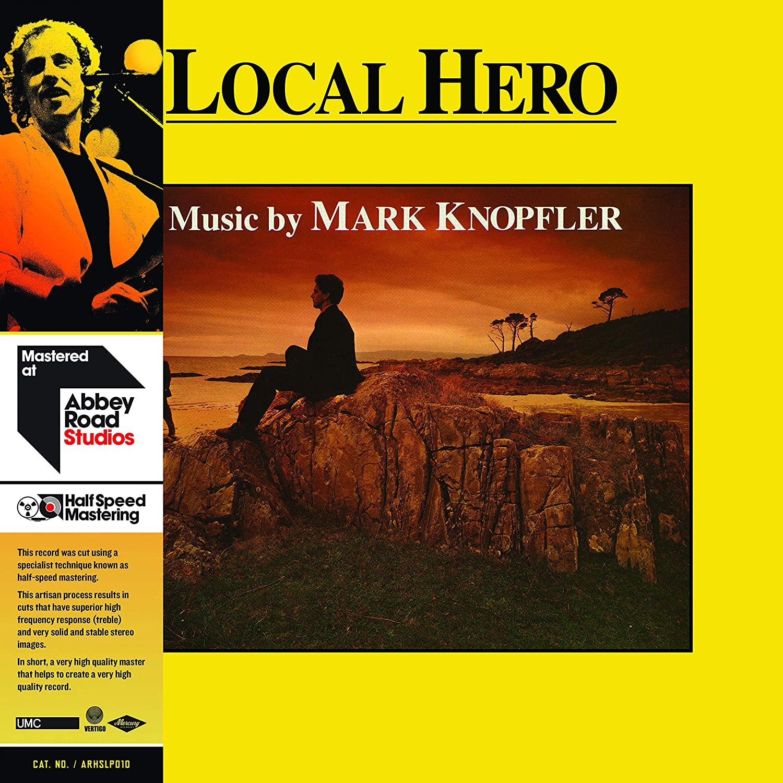 Mark Knopfler / Local Hero half-speed mastered vinyl