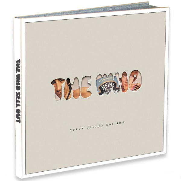 The Who Sell Out super deluxe edition box set