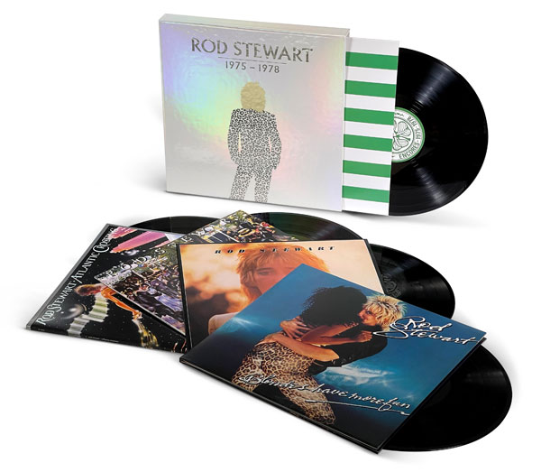 Rod Stewart 1975-1978 – SuperDeluxeEdition