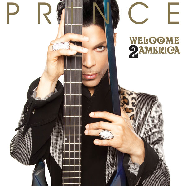 Prince / Welcome 2 America album cover