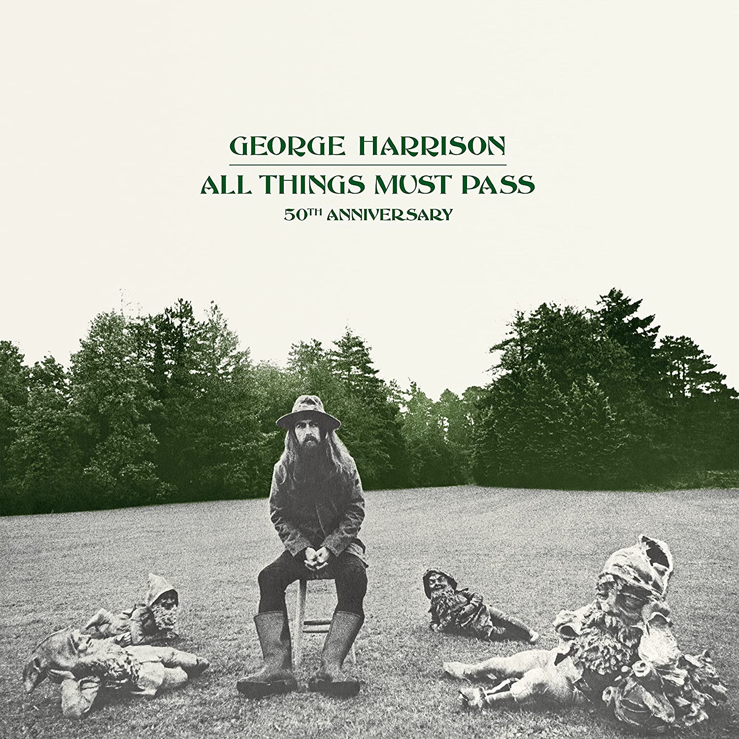 George Harrison / All Things Must Pass 50th anniversary edition