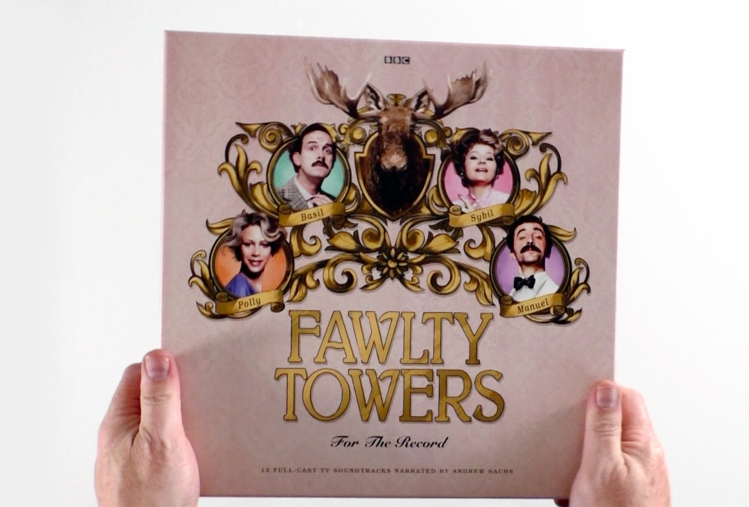 Fawlty Towers: For The Record unboxing video