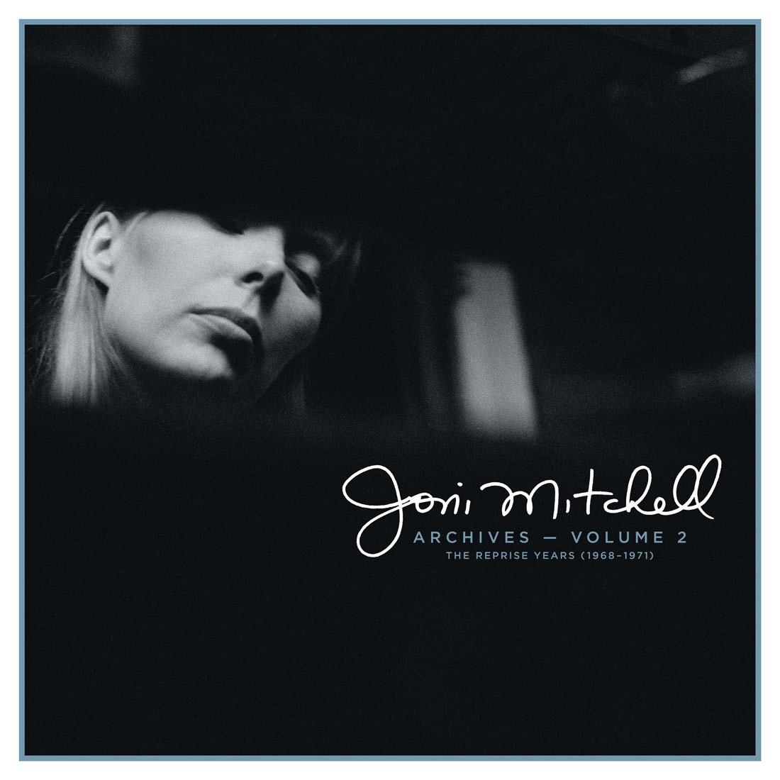 Joni MItchell / Archives Vol 2: The Reprise Years 1967-1971 5CD box set