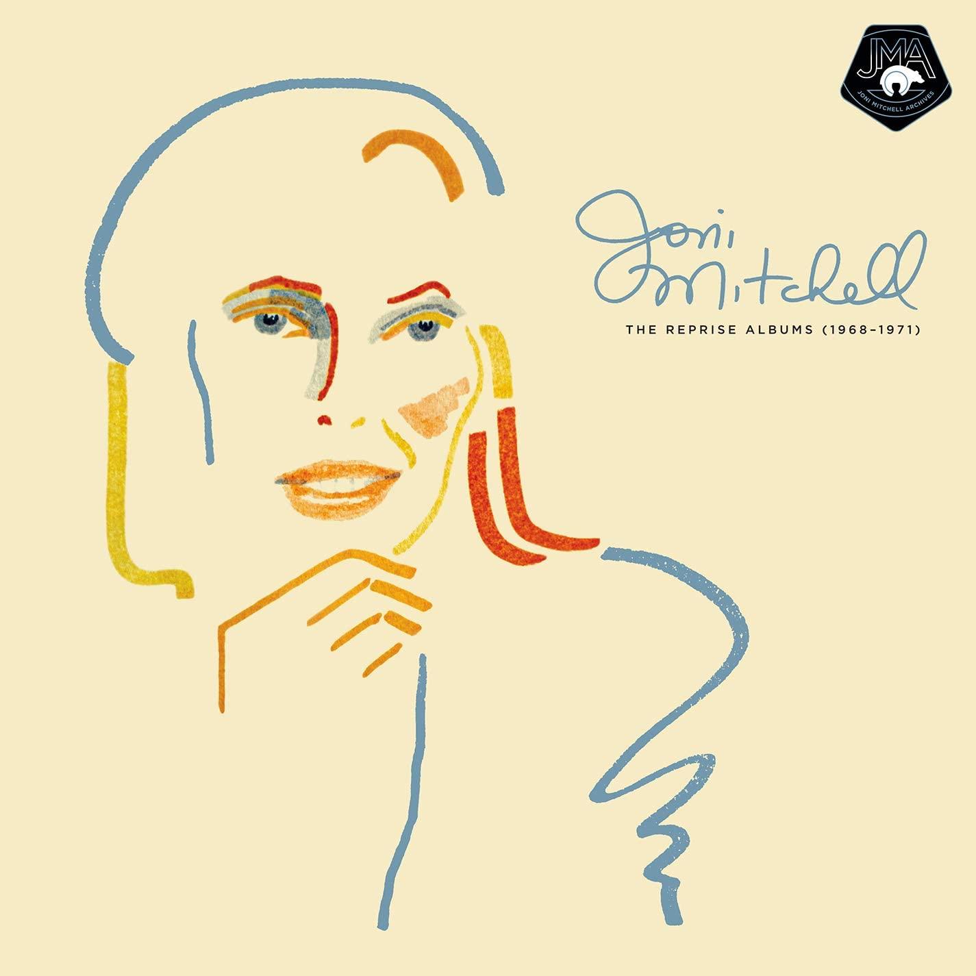 Joni MItchell / The Reprise Albums 1968-1971