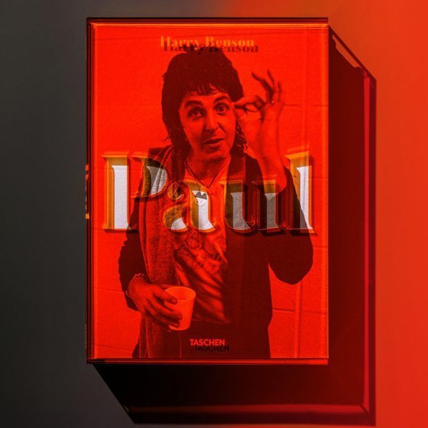 'Paul' new Taschen book with photos by Harry Benson