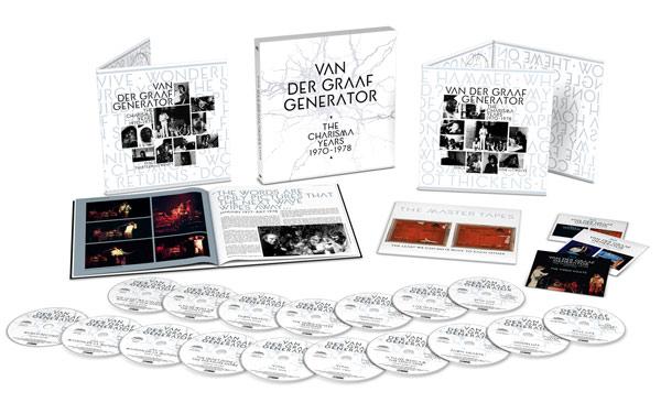 Van Der Graaf Generator / The Charisma Years 1970-1978 ...