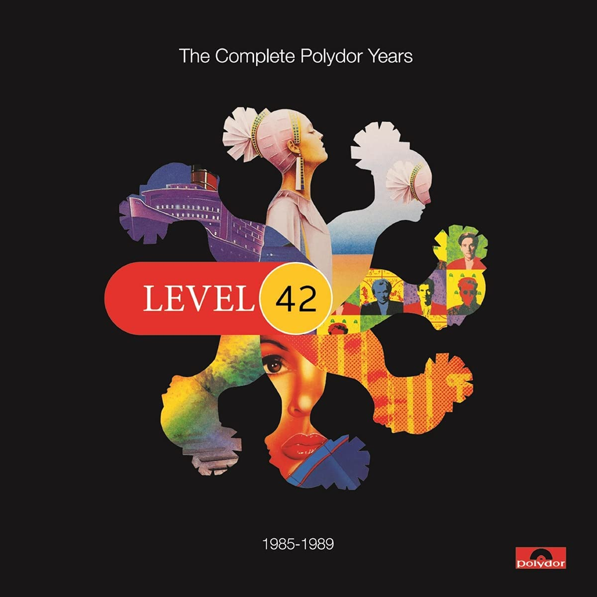 Level 42 / The Complete Polydor Years 1985-1989 10CD box set