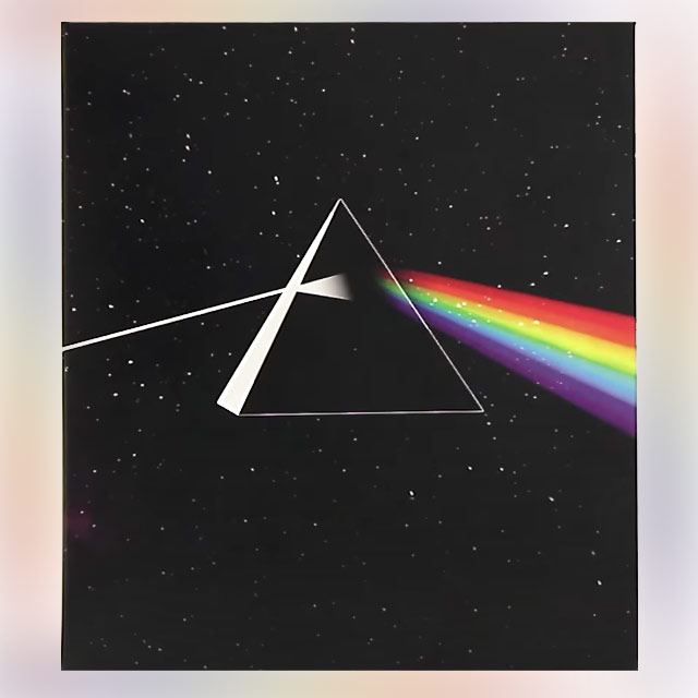 Pink Floyd / The Dark Side of the Moon analogue productions SACD