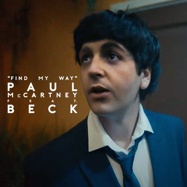Watch the video of Paul McCartney's 'Find My Way' featuring Beck