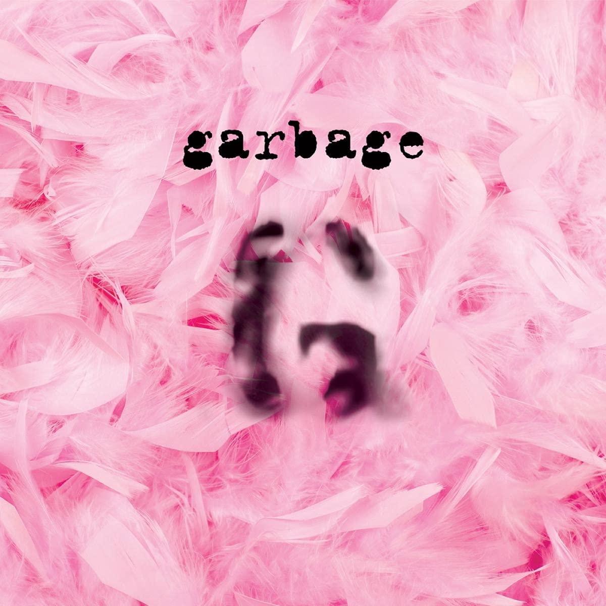 Garbage / CD and vinyl reissues