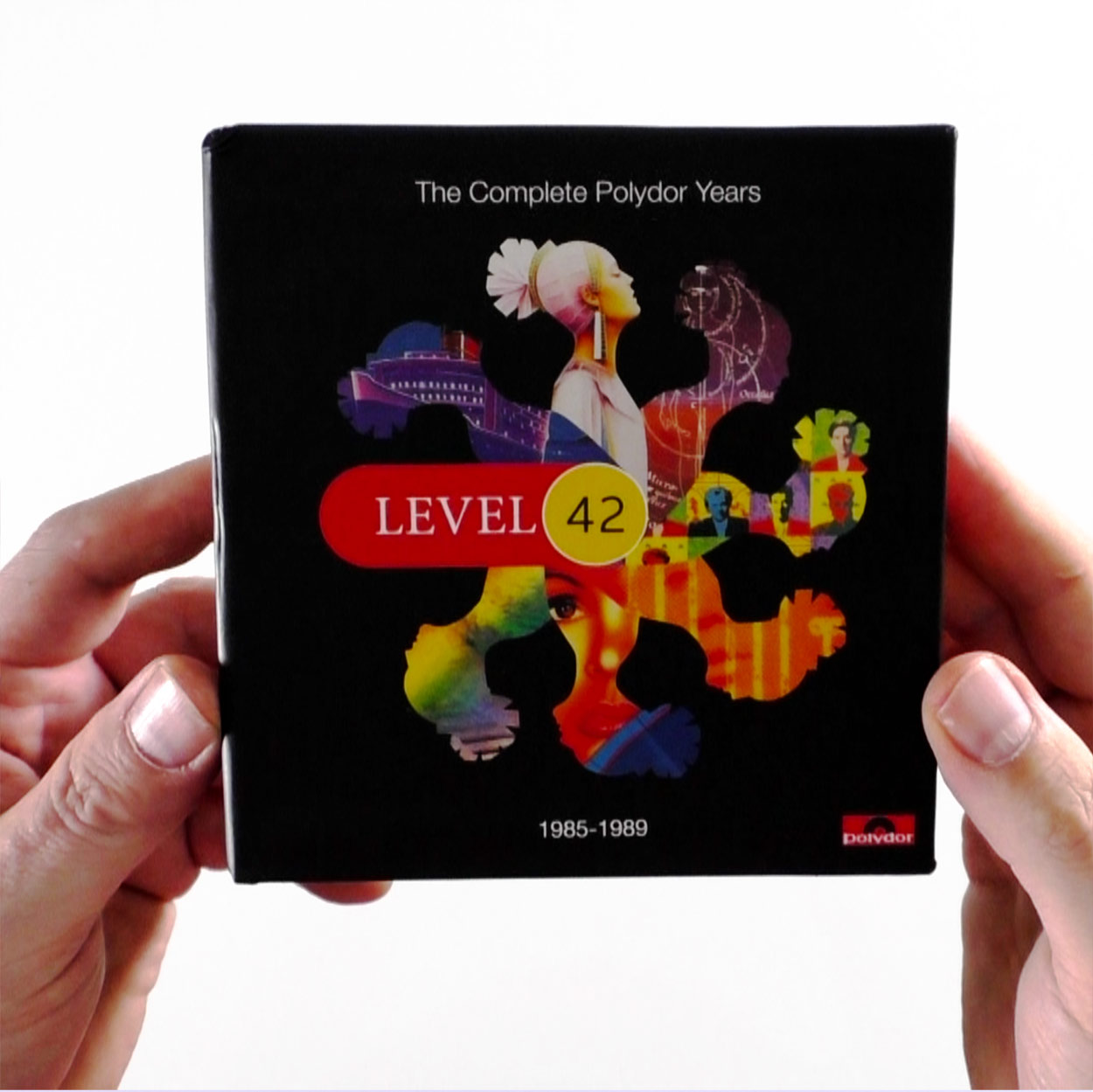 Level 42 / The Complete Polydor Years 1985-1989 unboxing video