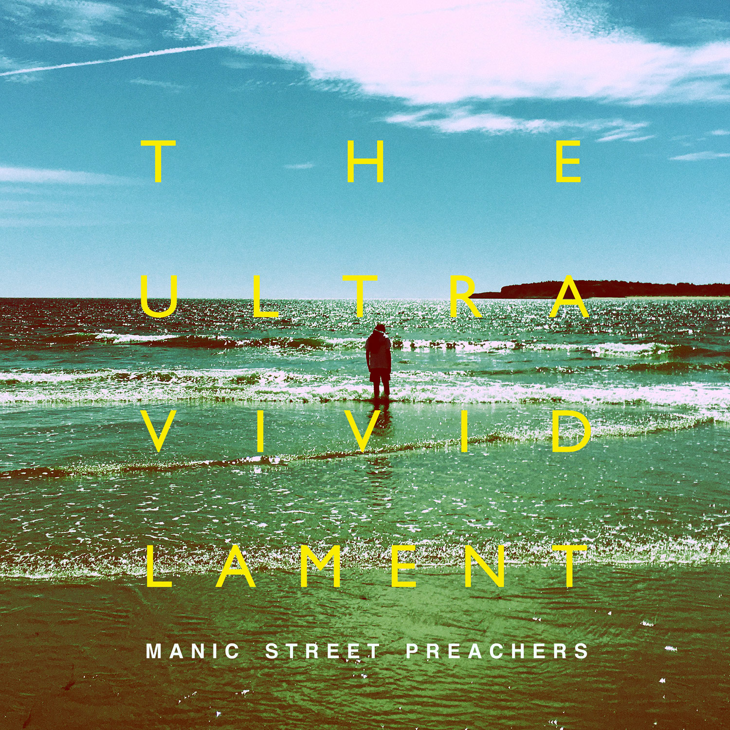 Manic Street Preachers / The Ultra Vivid Lament signed deluxe CD