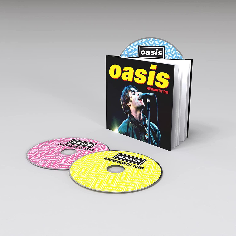 Oasis / Knebworth 1996 2CD+DVD
