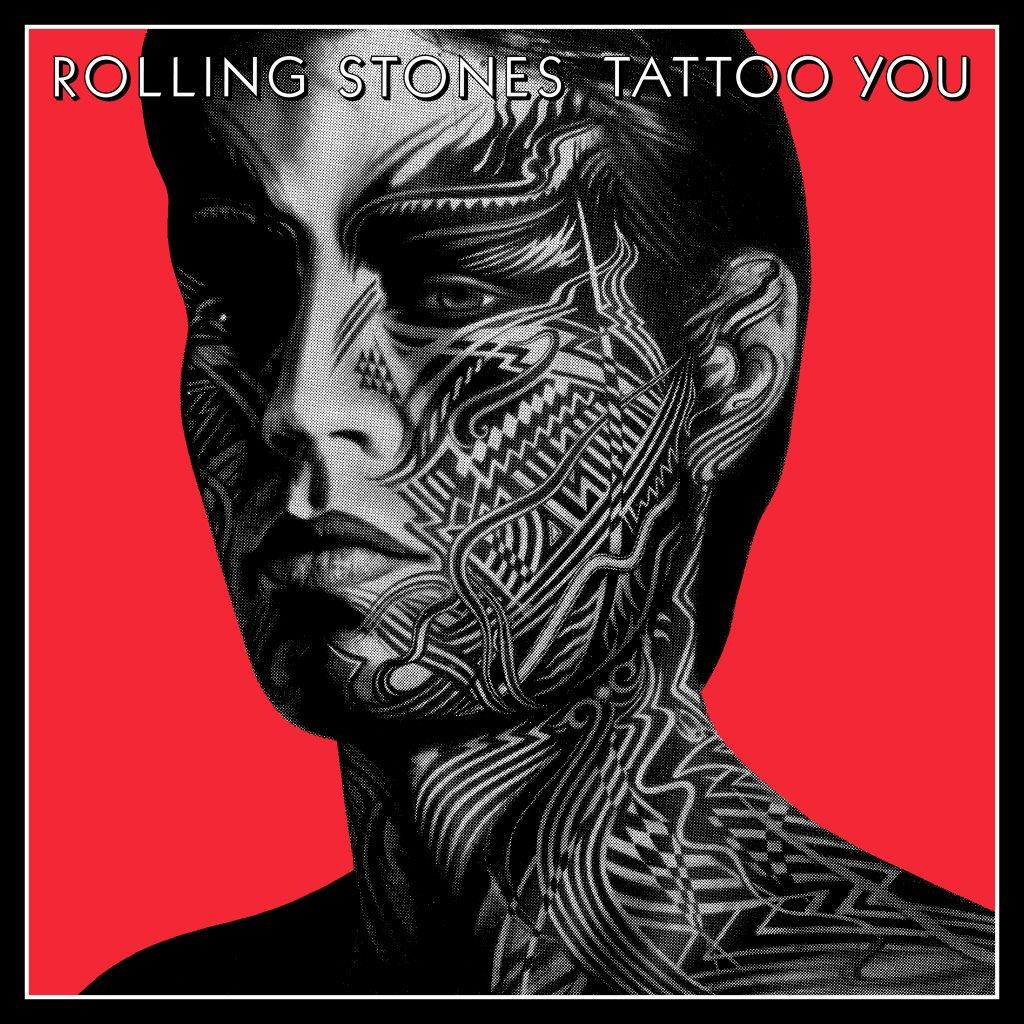 The Rolling Stones / Tattoo You 40th anniversary reissue
