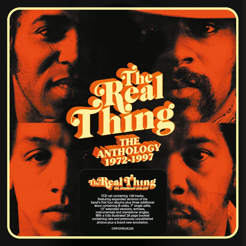 The Real Thing / 1972-1997 box set