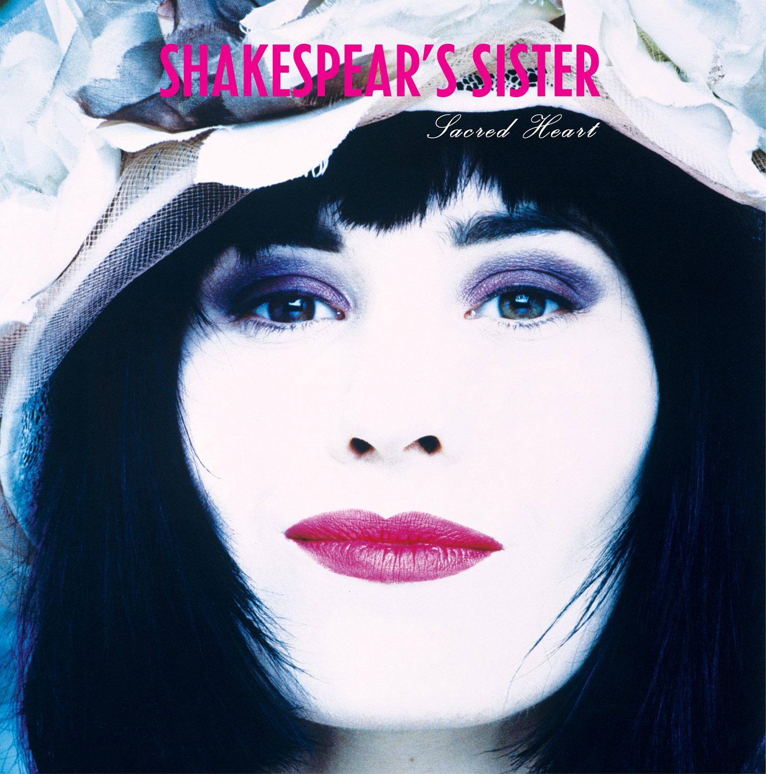 Shakespears Sister / Sacred Heart reissue 2CD and pink vinyl