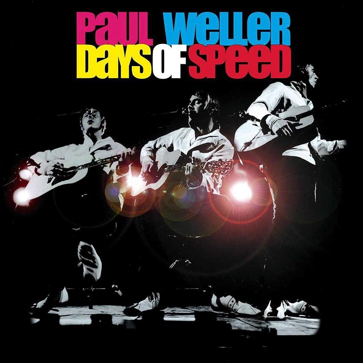 Paul Weller / Days of Speed vinyl reissue