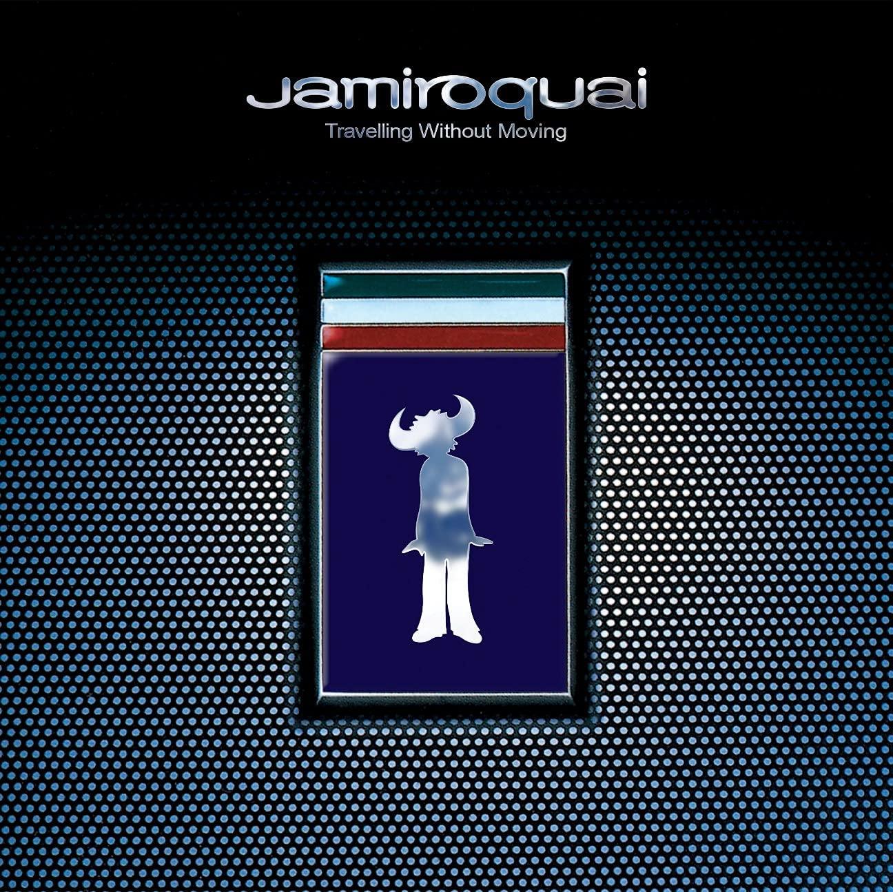 Jamiroquai / Travelling Without Moving 2LP yellow vinyl
