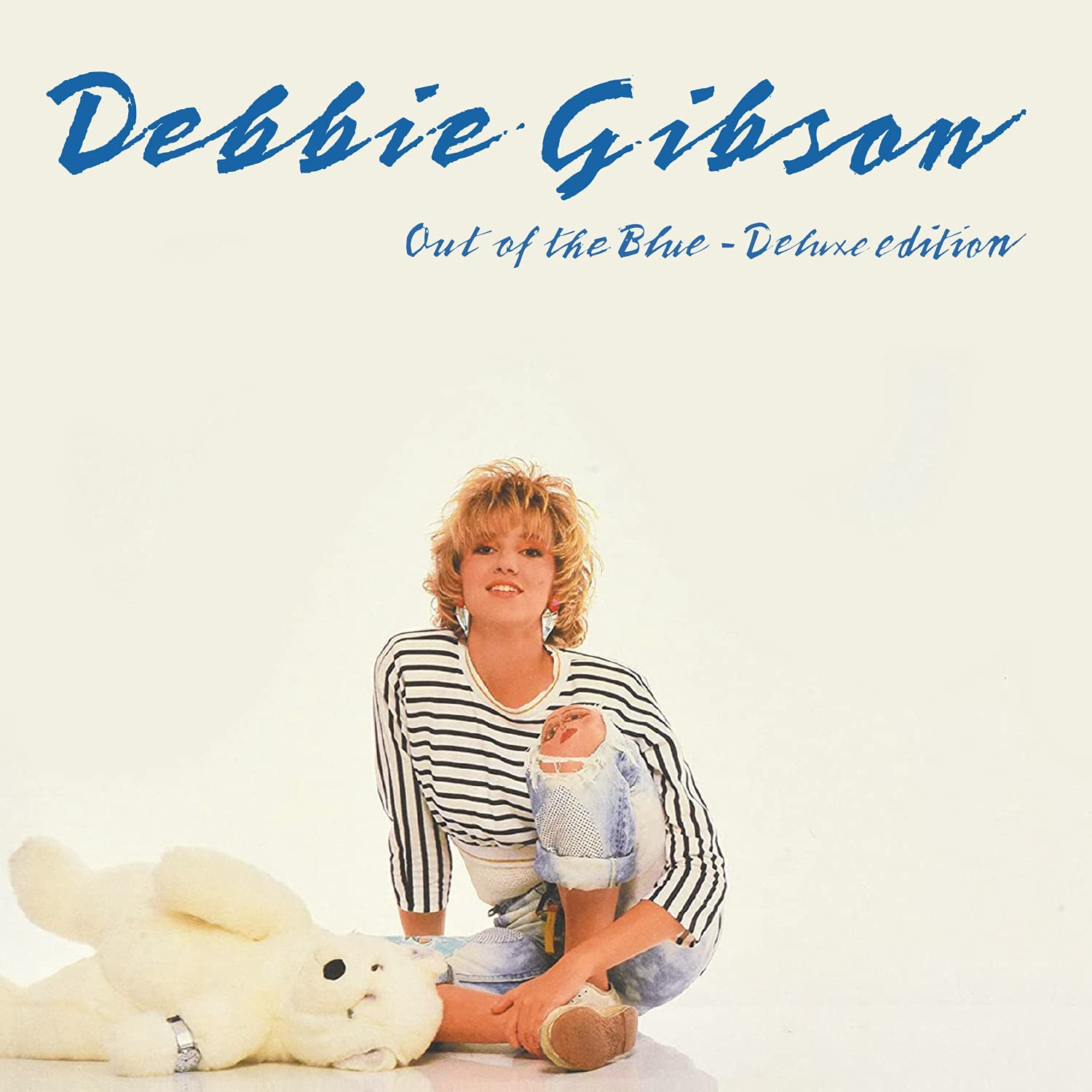 Debbie Gibson / Out of the Blue 3CD+DVD deluxe edition