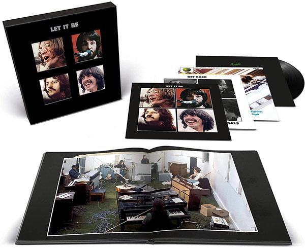 The Beatles / Let It Be 5LP vinyl super deluxe box set