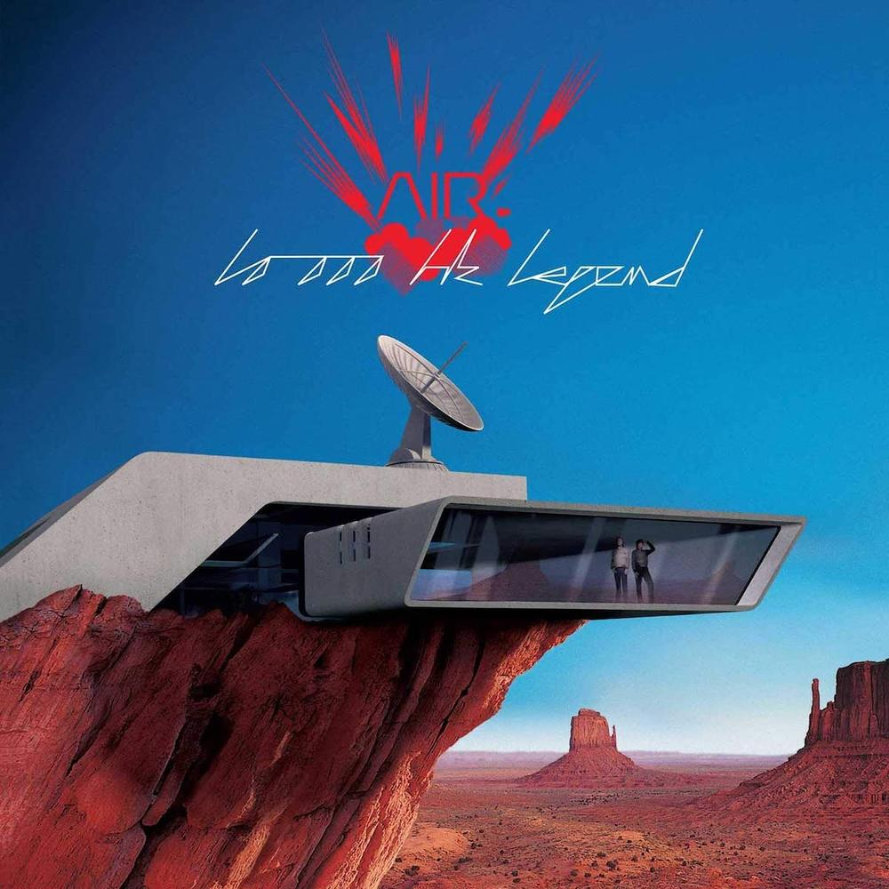 Air / 10 000 Hz Legend 2CD+blu-ray deluxe edition