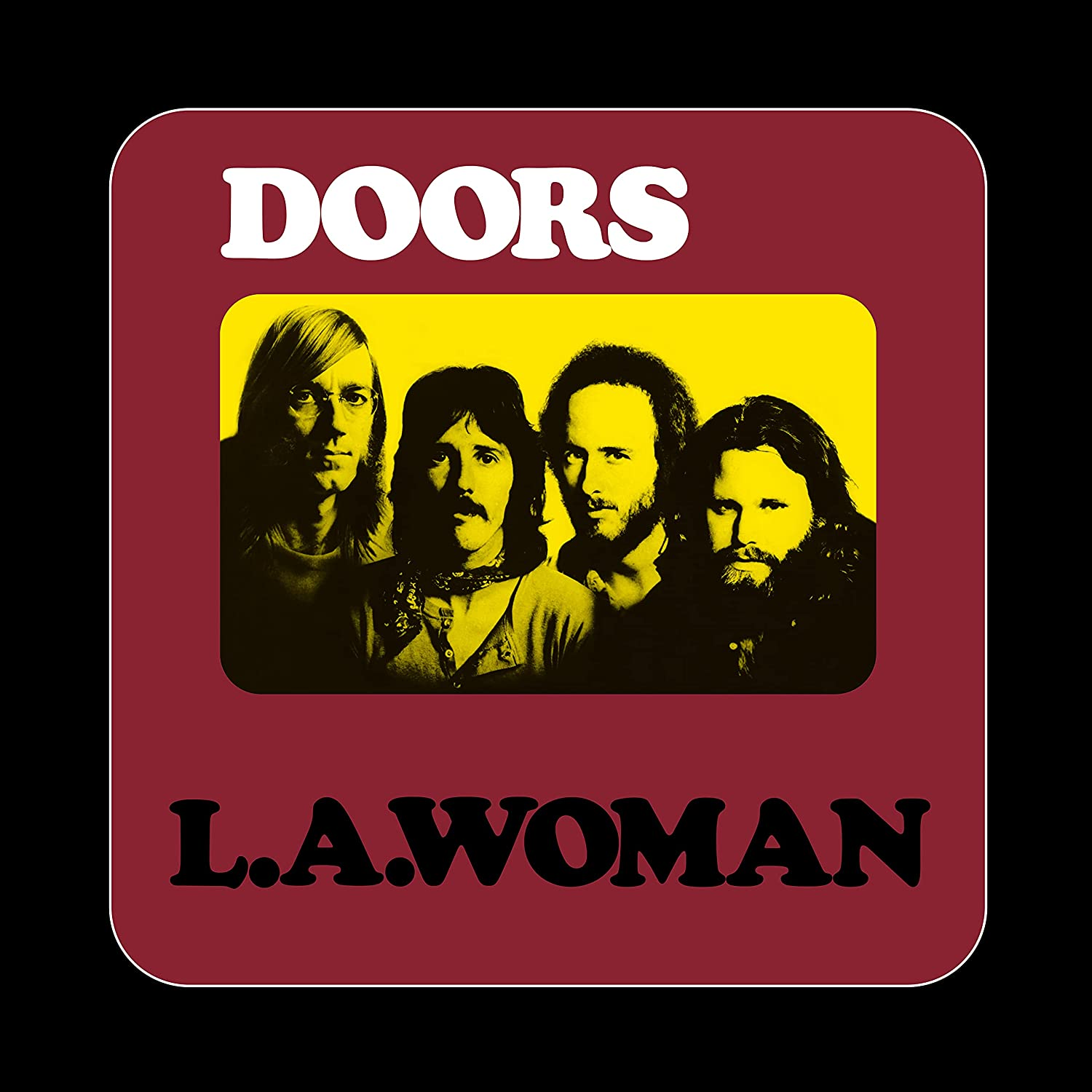 The Doors / L.A. Woman 50th anniversary deluxe edition