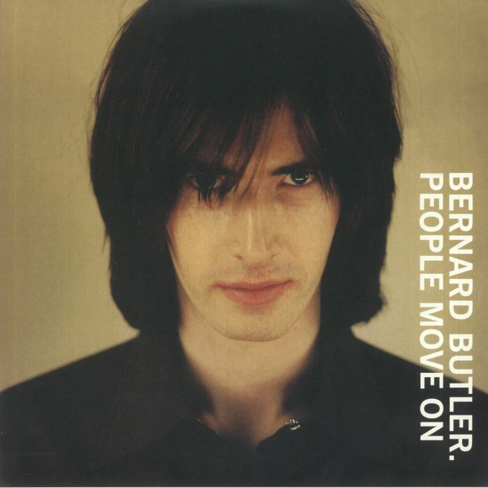 Bernard Butler / People Move On 4CD deluxe edition with signed print