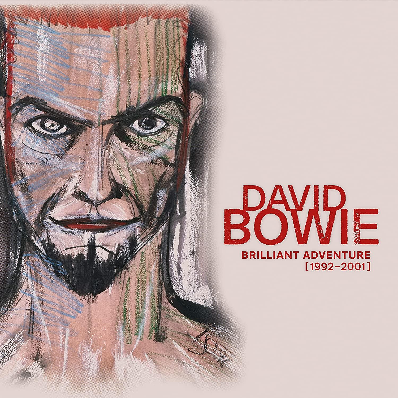 David Bowie / Brilliant Adventure [1992-2001] 18LP vinyl box set