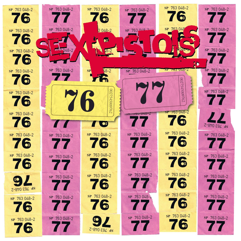 Sex Pistols / 76/77 4CD box set