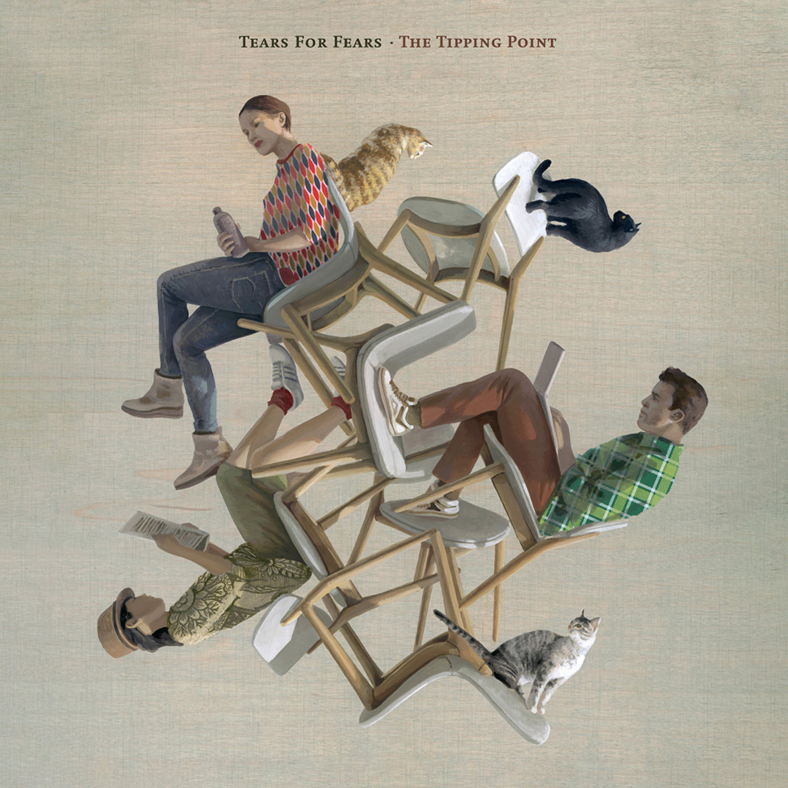 Tears For Fears / New studio album: The Tipping Point
