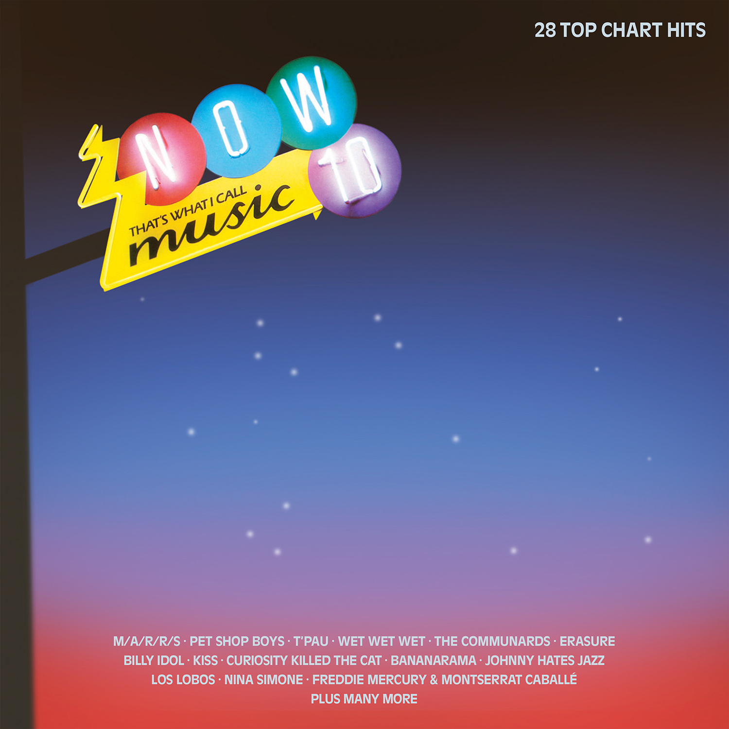 Now That's What I Call Music 10 - 2CD reissue