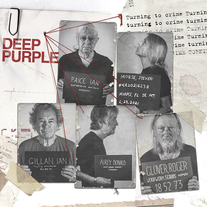 Deep Purple / Turning to Crime – SuperDeluxeEdition